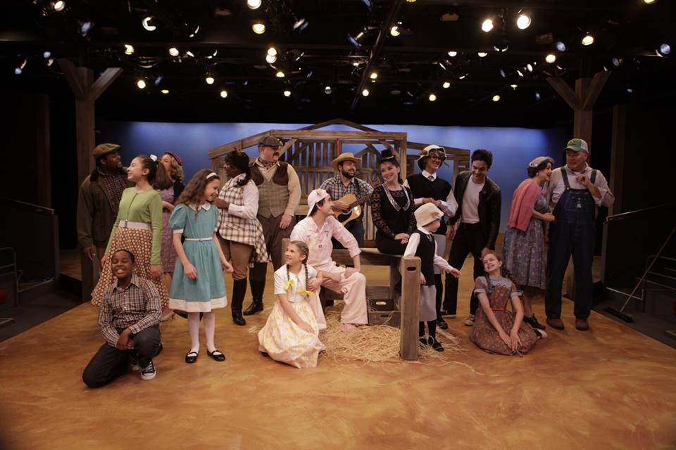 Charlottes Web - full cast